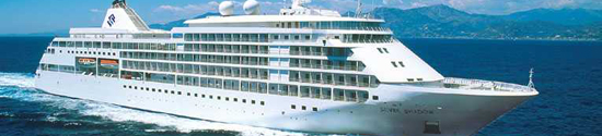 discount silversea cruises
