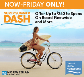 norwegian cruise sales