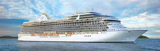 oceania cruise line