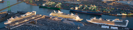 Discount Cruises From Los Angeles, California