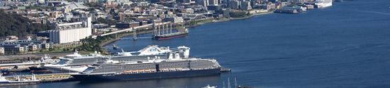Discount Cruises From Seattle, Washington