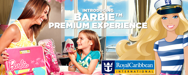 30% Off the Barbie Premium Experience from Royal Caribbean
