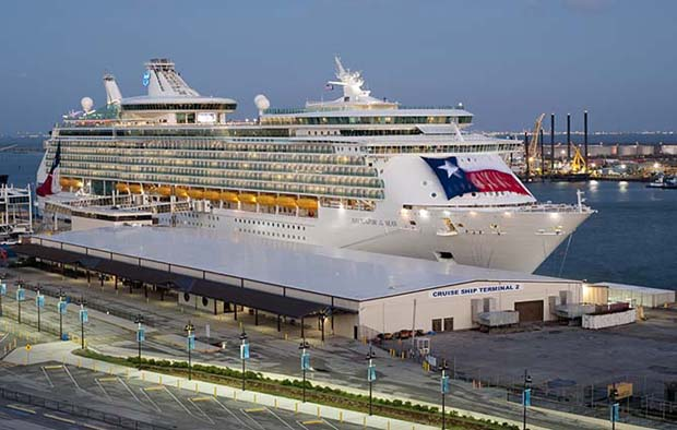 New Galveston, TX Sailings on Navigator of the Seas!