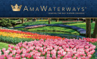 Save $1000 on AMA Waterways Spring River Cruises