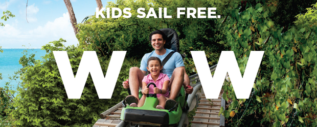 Kids Sail Free with Royal Caribbean for a Limited Time